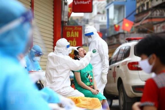 Sáng 28/2, không ghi nhận ca mắc COVID-19, hơn 63.000 người đang cách ly chống dịch
