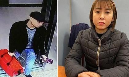 Chồng buôn ma túy bị bắt, vợ trèo từ tầng 9 chung cư xuống trốn