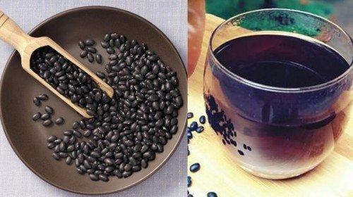Nước đỗ đen giúp bạn giảm cân