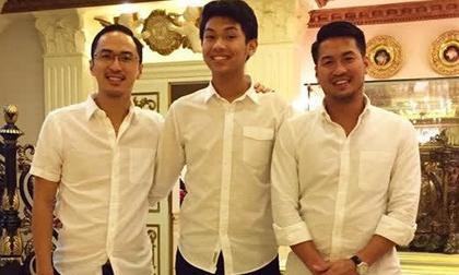 Những người con của 'vua hàng hiệu' Johnathan Hạnh Nguyễn: Sinh ra từ vạch đích, kế nhiệm mảng kinh doanh nghìn tỷ từ cha