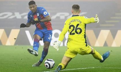 Chia điểm Crystal Palace, Man United hết cửa đua vô địch Ngoại hạng Anh
