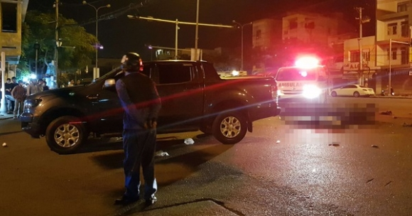 Một người chết, 2 người bị thương sau vụ tai nạn lúc nửa đêm - 1