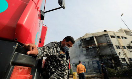 Cháy lớn tại nhà máy dệt may, 20 người thiệt mạng