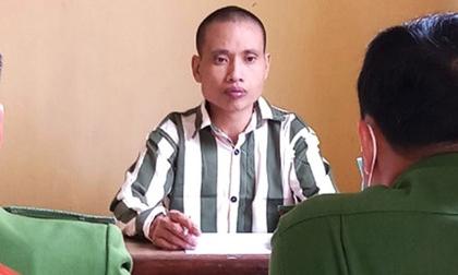 Đã bắt được phạm nhân đang thụ án 'giết người' trốn khỏi trại giam Bộ Công an