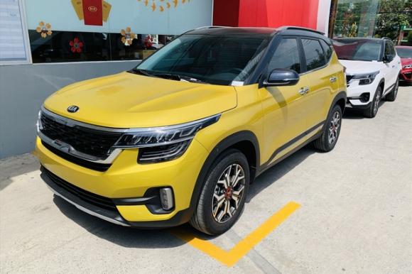 4 mẫu xe tân vương doanh số tại Việt Nam đầu năm 2021: Sorento gây bất ngờ