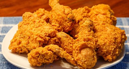Bí quyết làm gà rán bằng nồi chiên không dầu
