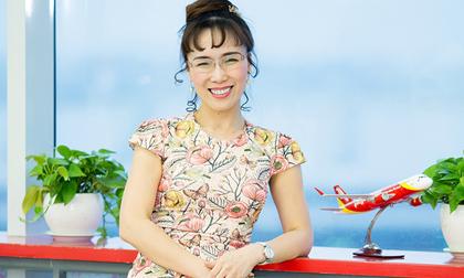 Chuyện khởi nghiệp của 'nữ tướng' Vietjet: Gác lại giấc mơ làm cô giáo, kiếm 1 triệu USD ở tuổi 21, trở thành nữ tỷ phú đầu tiên của Việt Nam