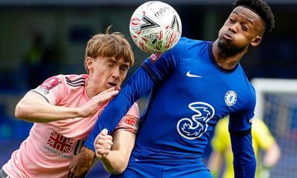 Chelsea nối dài mạch bất bại để ghi tên vào bán kết cúp FA
