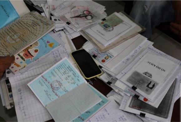 Bắt ông chủ Homebank Ngân hàng tại nhà, cho vay lãi suất lên đến 810%/năm ở Sài Gòn - Ảnh 1.