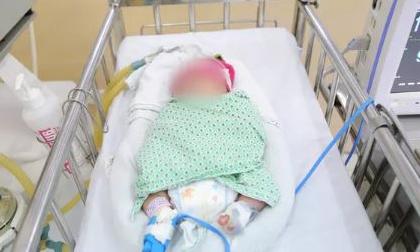 Thương tâm: Bé gái sơ sinh bị bỏ rơi trước Tết Nguyên đán ở Hà Nội đã qua đời