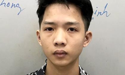 Bắt nam thanh niên đột nhập vào ngân hàng cướp tài sản