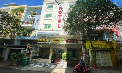 Phong tỏa một khách sạn ở Sài Gòn do liên quan ca Covid-19