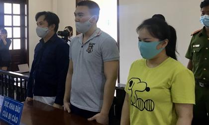 Tuyên án vụ tra tấn cô gái đến sảy thai ở Bình Chánh