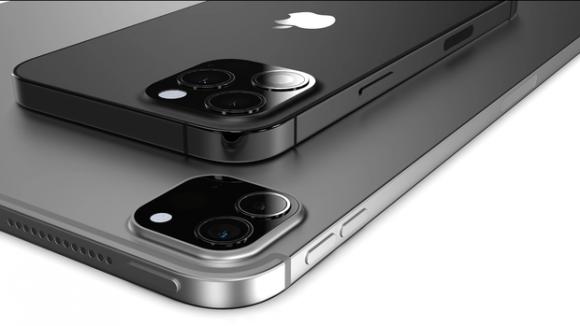 Lộ ảnh concept iPhone 13 với màu hoàn toàn mới, khung thép chống xước cực xịn - 1
