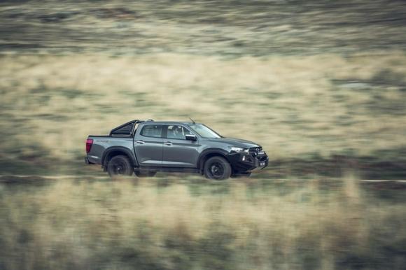 Ra mắt Mazda BT