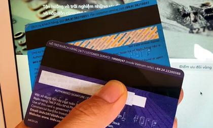 Các ngân hàng chính thức dừng phát hành thẻ từ