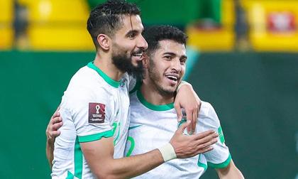 'Người bạn' Trung Đông thua thảm tại vòng loại World Cup, thầy Park thêm phần lo âu