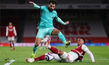 Siêu dự bị lập đại công, Liverpool đè bẹp Arsenal tại Emirates