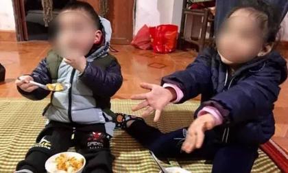 Thông tin mới nhất vụ 2 chị em bị 'bỏ rơi' trên đê giữa giá lạnh ở Hà Nội