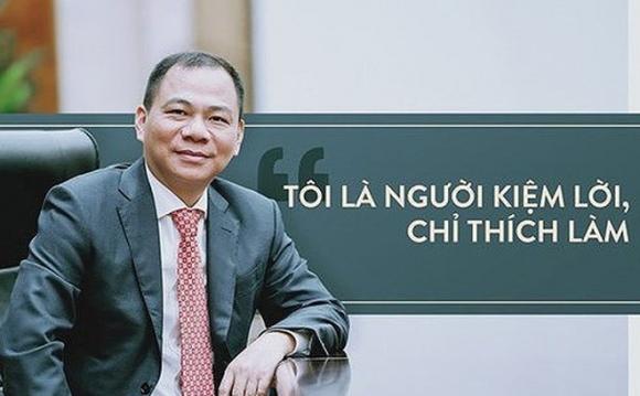 Hành trình Vingroup trở thành khổng lồ còn ông Phạm Nhật Vượng từ anh bán mì tôm thành tỷ phú đô la - Ảnh 3.