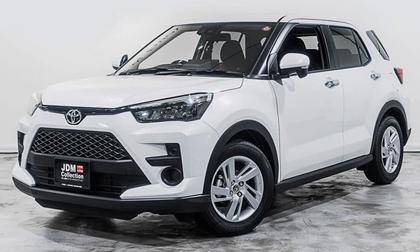 Toyota Raize 2021 rục rịch về Việt Nam: Đàn em Corolla Cross, đấu Kia Sonet để mở phân khúc mới