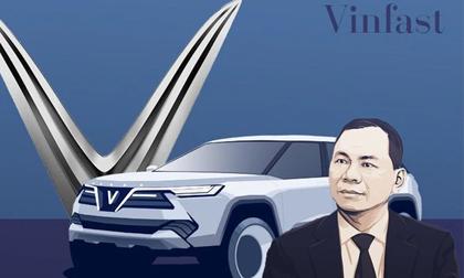 Hành trình Vingroup trở thành khổng lồ còn ông Phạm Nhật Vượng từ 'anh' bán mì tôm thành tỷ phú đô la