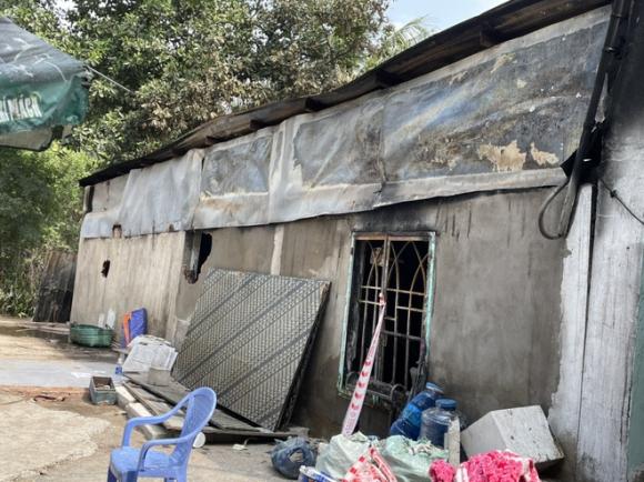 Vụ cháy nhà khiến 6 người tử vong ở TP Thủ Đức là do chập điện xe máy - Ảnh 2.