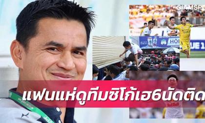 """Báo Thái: """"Kiatisuk là bất khả chiến bại; HAGL đã sẵn sàng cho ngôi vô địch"""""""