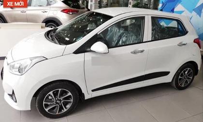 Giá xe ô tô Hyundai cuối tháng 4/2021 thấp nhất chỉ 315 triệu đồng