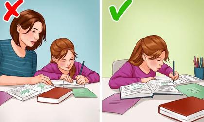 Muốn dạy con trở nên xuất chúng thì cha mẹ đừng nuông chiều 5 điều này