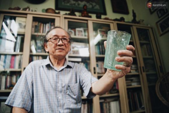 """Chuyện chưa kể về cốc bia vại """"huyền thoại"""" ở Hà Nội: Thiết kế trong 1 giờ, thống trị suốt 40 năm không có đối thủ - Ảnh 1."""