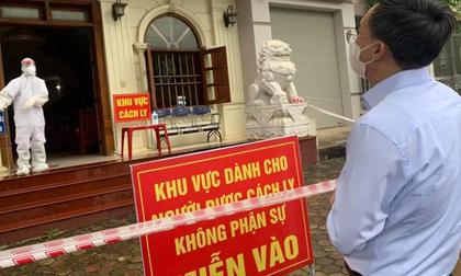 Nóng: Đình chỉ Giám đốc Trung tâm Y tế TP Yên Bái do vi phạm thực hiện phòng, chống dịch COVID-19