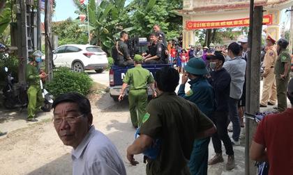 Nghệ An: Khởi tố, bắt tạm giam chủ nhà bắn chết 2 người trước cổng