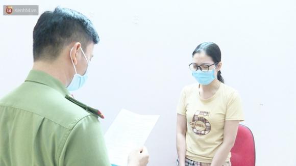 Lời khai của nữ quái đưa 52 người Trung Quốc nhập cảnh trái phép vào Vĩnh Phúc - Ảnh 1.