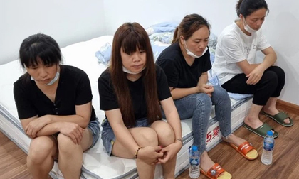 Hà Nội: Cảnh sát phá cửa nhà phát hiện 12 người Trung Quốc nhập cảnh 'chui' cố thủ bên trong