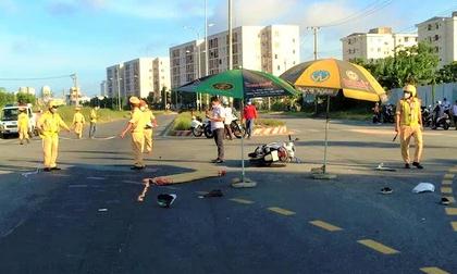 Xe máy va chạm kinh hoàng với ô tô, người đàn ông chết thảm