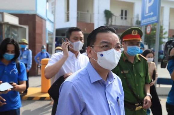 NÓNG: Bệnh viện K Trung ương tạm thời phong tỏa cả 3 cơ sở để, Thứ trưởng Bộ Y tế nói  có 10 ca dương tính SARS-CoV-2 - Ảnh 3.