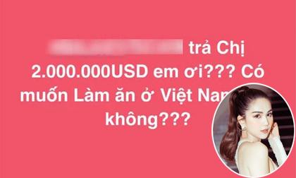 Biến mới: Ngọc Trinh công khai đòi nợ 46 tỷ đồng, còn cảnh cáo 'Có muốn làm ăn ở Việt Nam nữa không?'