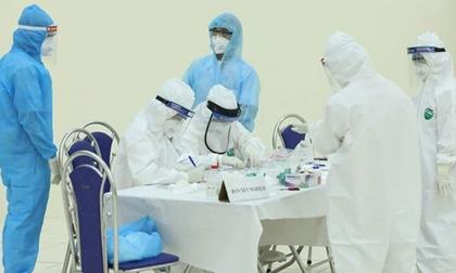 Hà Nội phát hiện 2 trường hợp dương tính SARS-CoV-2 lây từ Giám đốc mắc Covid-19 ở Thanh Xuân
