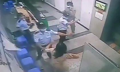 Người phụ nữ không đeo khẩu trang, hành hung bảo vệ chung cư bị phạt 2 triệu đồng