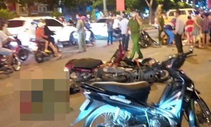Kẻ nghi cướp giật chạy ngược chiều gây tai nạn khiến 1 người chết, 3 người bị thương ở Sài Gòn