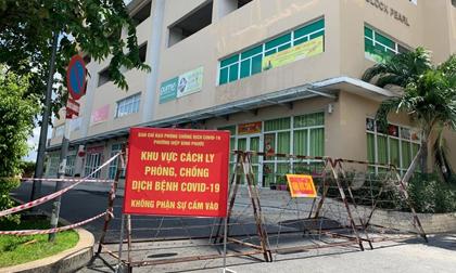 Chuỗi lây nhiễm của 2 bệnh nhân COVID-19 ở TP.HCM và lịch sử tiếp xúc của ca sống trong chung cư SunView Town