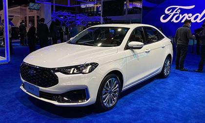 Ô tô nội thất như xe sang giá 325 triệu đồng, suýt 'đe dọa' Toyota Corolla Altis