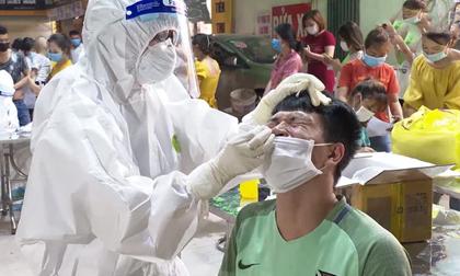 Bắc Giang: Chi tiết 2 ổ dịch ở Khu Công nghiệp với hàng trăm ca mắc Covid-19, F0 sẽ còn tiếp tục tăng