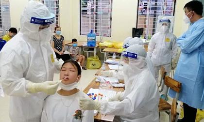 Hà Nội ghi nhận 2 ca dương tính với SARS-CoV-2 liên quan chùm ca bệnh Đà Nẵng và Bắc Ninh