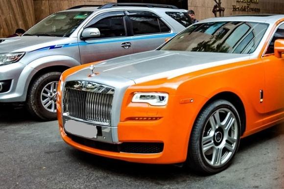 BST siêu xe nghe muốn xây xẩm mặt mày của bà Phương Hằng: Rolls-Royce mà màu trắng, đỏ, cam có hết! - Ảnh 2.