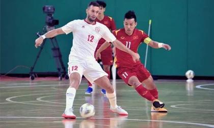 Chơi đầy quyết tâm, đội tuyển Việt Nam nắm lợi thế đoạt chiếc vé vào VCK World Cup