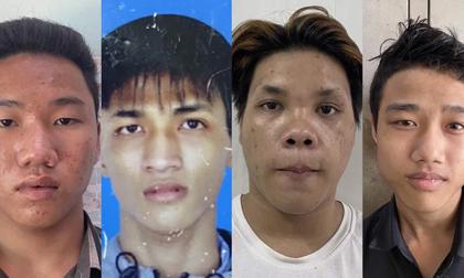Bắt nhóm trộm, cướp có bình xịt hơi cay tấn công nạn nhân khi bị truy đuổi ở Sài Gòn