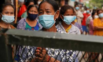 Đại diện WHO cảnh báo: Campuchia đang đứng bên bờ vực 'thảm kịch quốc gia' do COVID-19
