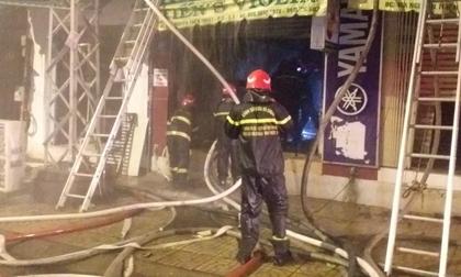 Điều tra vụ cháy khiến 2 người tử vong ở TP.HCM